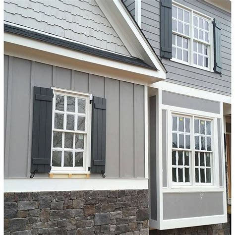 exterior gray paint best 25 gray exterior houses ideas on