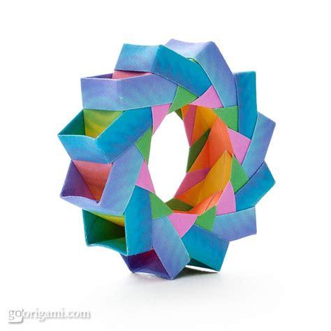origami ring origami ring origami paper