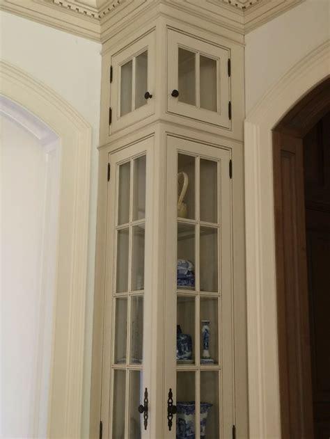 white corner cabinet with doors best kitchen corner cabinet with doors home design