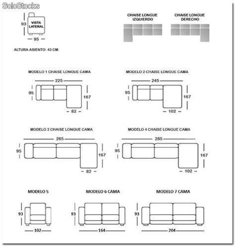 venta de sofa cama de dos plazas a30300 sof 225 cama con apertura francesa disponible en 3 y