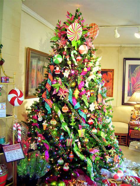 imagenes de arboles de navidad muyameno arboles de navidad decorados con dulces