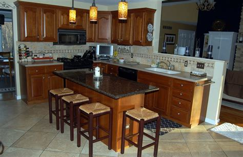wooden kitchen island table kitchen island design tips midcityeast