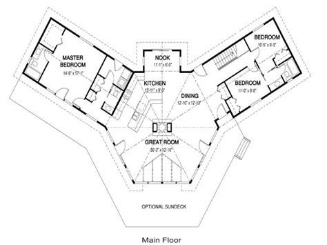 floor plans open concept open concept house plans