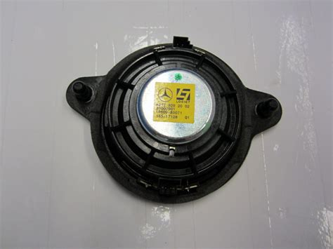Used Mercedes Parts by Mercedes Speaker 2128202002 Used Auto Parts