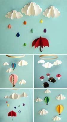 3d paper craft ideas home decor ideas craft ideas on home decor wall