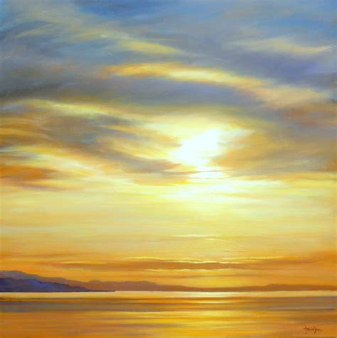 acrylic paint sky amanda jones another big sky