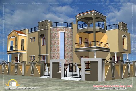 home design for in india luxury indian home design with house plan 4200 sq ft
