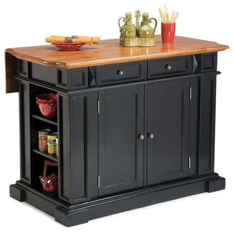 home styles kitchen island with breakfast bar home styles kitchen island with breakfast bar in black traditional wine and bar cabinets