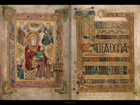 pictures of the book of kells the book of kells for