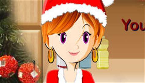 juegos de cocina con sara de navidades juego de galletas navide 241 as gratis juegos xa chicas