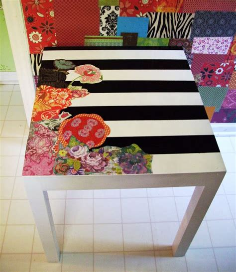 decoupage table ideas 38 best ikea hacks images on