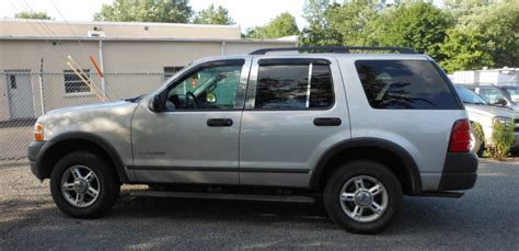 2004 Ford Explorer by 2004 Ford Explorer Information And Photos Zombiedrive