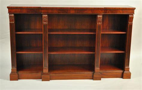 mahogany bookshelves mahogany bookcase penhurst