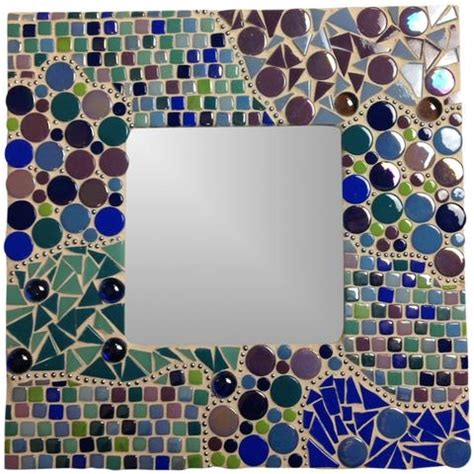 mosaic tile craft projects a but gorgeous mosaic photo frame project the