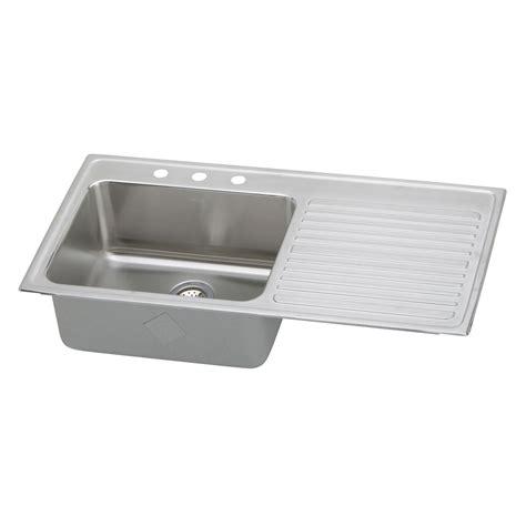 elkay kitchen sink elkay ilgr4322 traditional gourmet bowl single basin