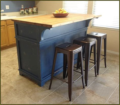 how to build a kitchen island with seating build your own kitchen island home design ideas