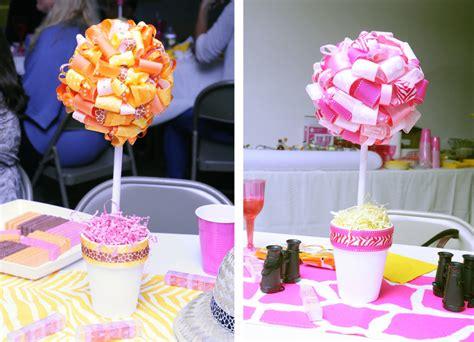 centerpieces ideas for birthday birthday centerpieces favors ideas