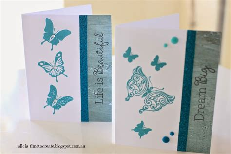 butterfly cards to make time to create butterfly cards