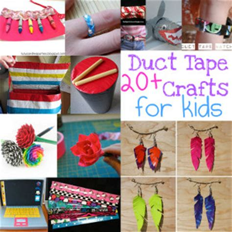 duct craft ideas for what to make with duct 90 easy duct crafts for