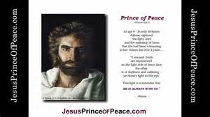 picture of jesus from heaven is for real book akiane s jesus heaven is for real picture of jesus