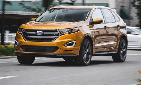 Reliable Suv by Most Reliable Small Suv 2015 Ford Edge Best Midsize Suv
