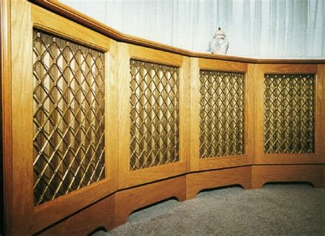 p w cannon decorative grilles for use in radiator covers