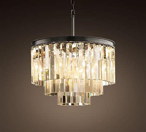 style chandelier lighting deco style glass chandelier decoist