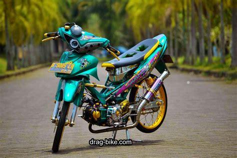 Modifikasi Motor Racing 40 foto gambar modifikasi jupiter z kontes racing look