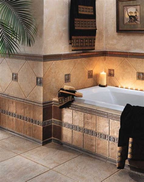 tiled bathrooms designs 30 cool ideas and pictures of farmhouse bathroom tile