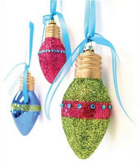 craft ideas for ornaments 20 diy decorations and crafts ideas