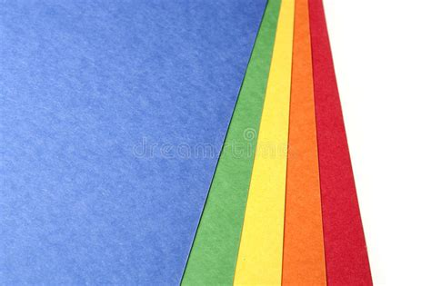 color craft paper bright color craft paper royalty free stock photography