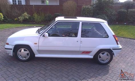 Renault 5 Turbo For Sale Usa by Renault 5 Gt Turbo For Sale Usa 171 Heritage Malta