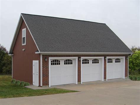 3 car garages plan 009g 0011 garage plans and garage blue prints from