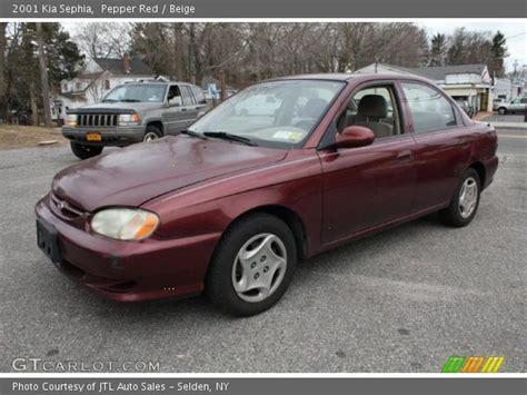 how to learn about cars 2001 kia sephia pepper red 2001 kia sephia beige interior gtcarlot com vehicle archive 46750296