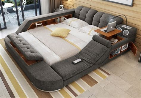 cool bed frames this cool bed is the ultimate of multifunctional