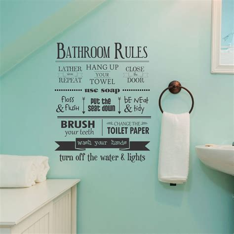 sticker sayings for walls bathroom wall quotes decal wallquotes