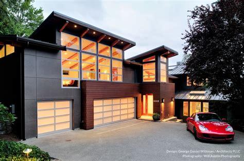 Pool Houses Designs modern westcoast waterfront home design mercer island
