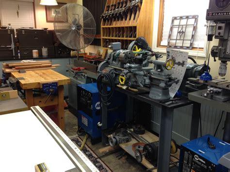woodworking shop tour eric s garage workshop the wood whisperer