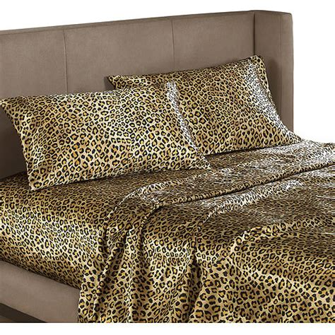 leopard print bed set animal print bed sets 28 images 7 pieces multi animal