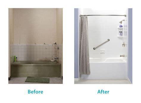 Bathroom Shower And Tub Ideas bathroom remodeling san diego bath wraps