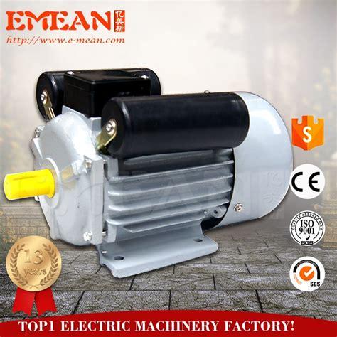 Motor Electric 220v 1 5 Kw by 220 V Ac Monofase 2hp Motore A Induzione Elettrica Ac 1