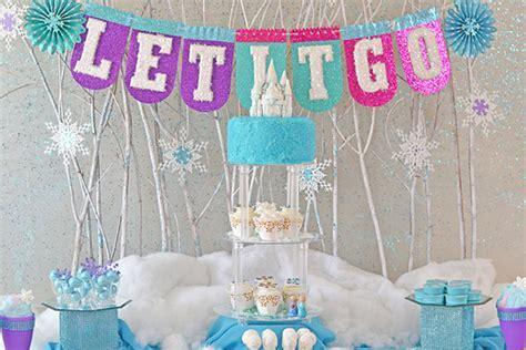 """""""Frozen"""" Party Decor   Evite"""