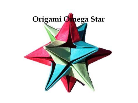 origami omega origami omega