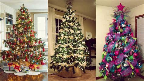 ideas arboles de navidad tendencias para decorar un 193 rbol de navidad merry