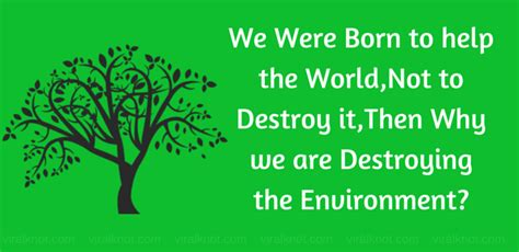 best slogans on save environment