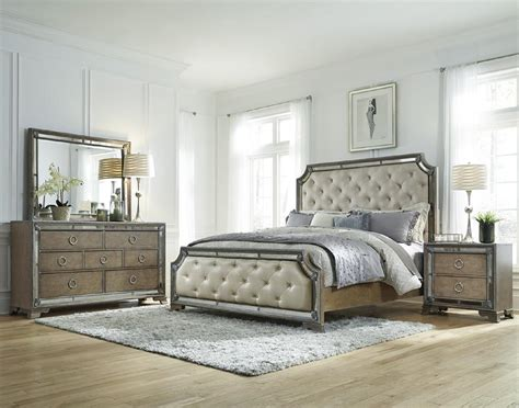 Bedroom Furniture Mirror Bedroom Ideas Silver And Grey Furniture With