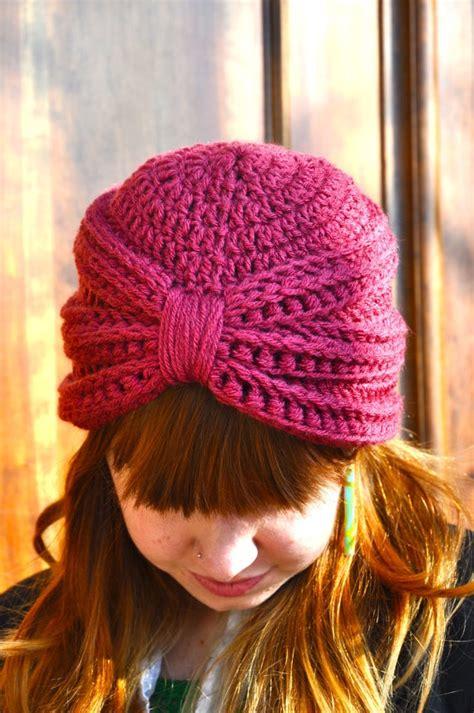 knitted turban pattern free crochet pattern for the crochet turban