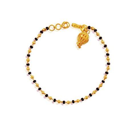 black and gold bead bracelet 22k gold black bracelet ajbr60735 us 394 22k
