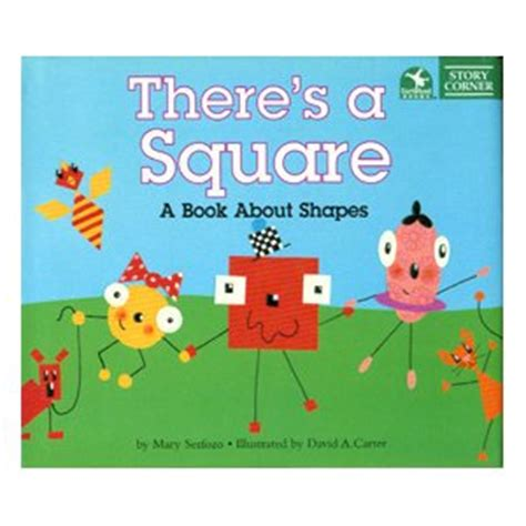 picture books about shapes gross motor math no time for flash cards