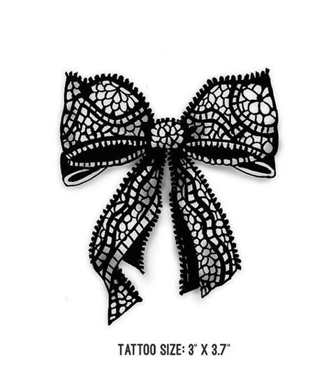 17 best ideas about lace bow tattoos on pinterest bow